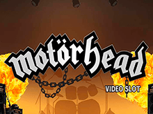 играть Motörhead Video Slot онлайн